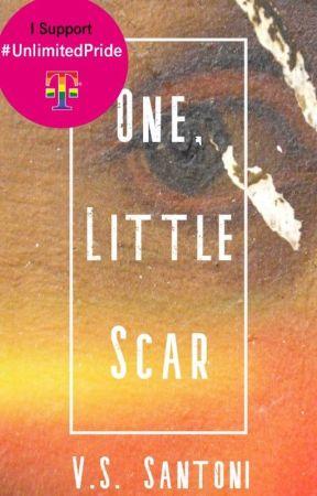 One, Little Scar #UnlimitedPride by VSSantoni