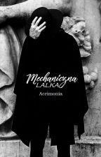 Mechaniczna lalka {EVAN ROSIER} by AcrimoniaH