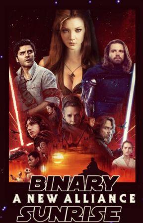 Binary Sunrise: A New Alliance [Poe Dameron - Star Wars] by loraeofjakku