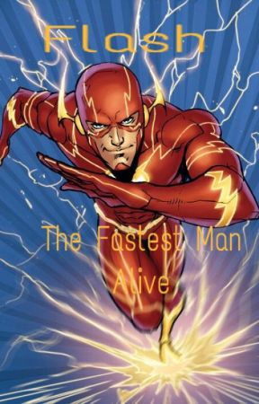 Flash: Fastest Man Alive by Joseph_F