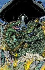 Kaiju Wars VOL.01 by ComicForce2