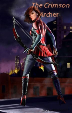 The Crimson Archer by halfwaysane