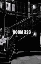 ROOM 323 by Halsey_Blue016