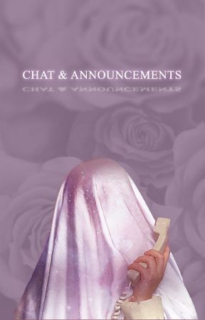 Chat & Announcements by WeHoardCats