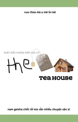 the tea houses   lucas x hendery