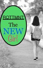 The New Girl (Original ROTTMNT 2018 FANFIC) by PlaggNoir88