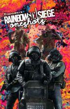 rainbow six siege oneshots  by lionxdocdad