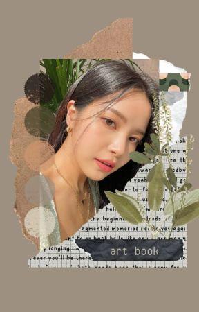 art book by mickeyuzu