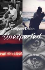 Unexpected ( A Grayson Dolan Story ) by bella1709