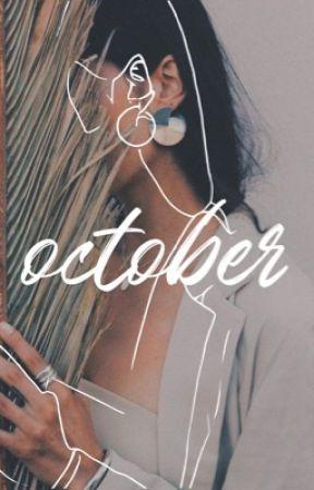 OCTOBER [BRIE LARSON] by luminite
