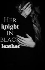 Her knight in black leather by CoconutDream1021