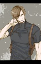 Leon S. Kennedy x Rookie!Reader by Tinacccc
