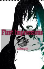 First Impressions (Haikyuu Fanfic) by LeeMi-Nah