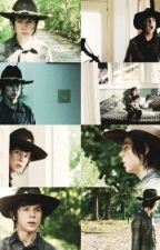 Crying Underwater   Carl Grimes X Reader by lameleda