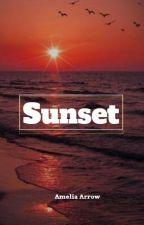 Sunset by AmeliaArrow