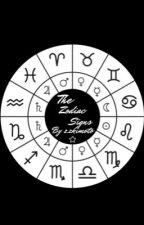 The zodiac signs  by zionzkimoto