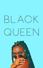 Black Queen  by writerguru3164