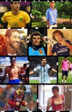 Football/Soccer One Shots and Preferences by DavidLuizsHair