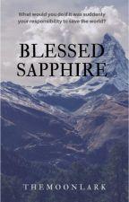 Blessed Sapphire by themoonlark