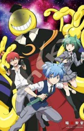 29+ Assassination Classroom Karma X Nagisa Wattpad Lemon JPG