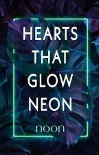 Neon Hearts by elementalfaith