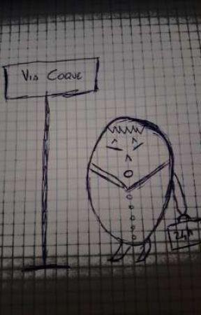 L'uovo che arrivato al sodo morì by Brancolo