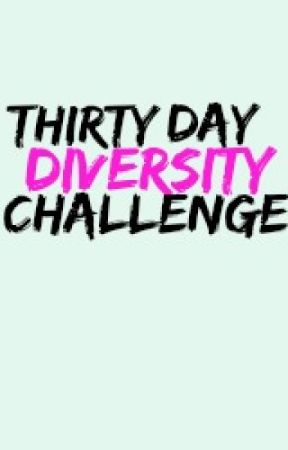 Diversify: Writing Challenges by DiversityinLit