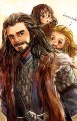 Lost Little Dwarves by owenharpersgirl