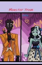 Monster prom (Alternate Universe){Reader X Brain/Oz/Vicky/Amira} by Red_Riot_19