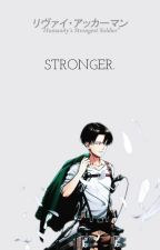 STRONGER. by Trafalgardjan