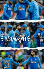 Instagram (feat. The Indian Cricket Team) by Shiyax
