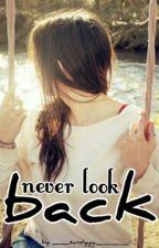 ✓ never look back ~ M.C. by cuddlekeek