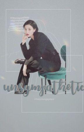 𝗨𝗡𝗦𝗬𝗠𝗣𝗔𝗧𝗛𝗘𝗧𝗜𝗖; p. jihyo x fem!reader by chaeyoungsplant