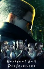 Resident Evil Preferences And Imagines by XxParty_On_DudesxX
