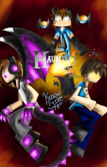 Haunted: A Team Crafted and Friends Fanfic