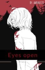Eyes open~ Frans by abAthie138