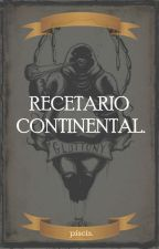 Recetario continental. by patxdrmssn
