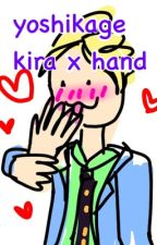 yoshikage kira x hand by ImpossibleCandy