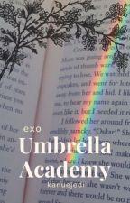 Umbrella Academy by bossjunguwu