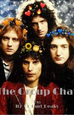 The Group Chat - A Deacury/Maylor FanFic by Itz_Ur_Gurl_Deaky