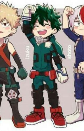 Who's My Hero? (Bakugou/Izuku/Shouto x Reader) - you - Wattpad