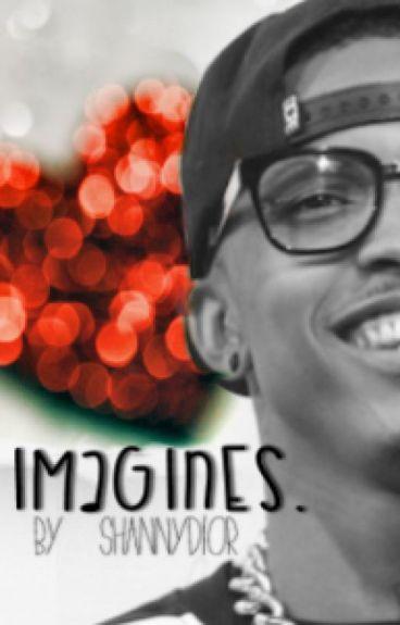 ♡August Alsina Imagines♥