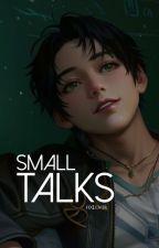 Small talks | kookv by hxLover