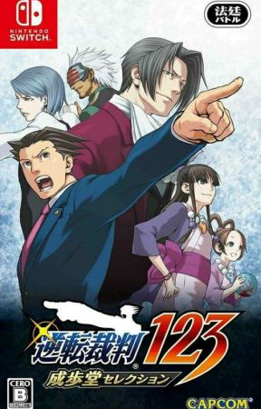 Time For Court Objection Ace Attorney X Reader Chapter 3