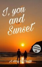 I, You And Sunset by Shoffi_Aini75