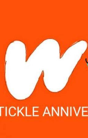 MY WATTPAD TICKLE ANNIVERSARY!!! by TickleMaster2008