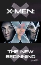 X-Men: The New Beginning(RE-WRITING) by jrnw99
