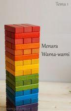 Menara Warna-warni by SetengahJam
