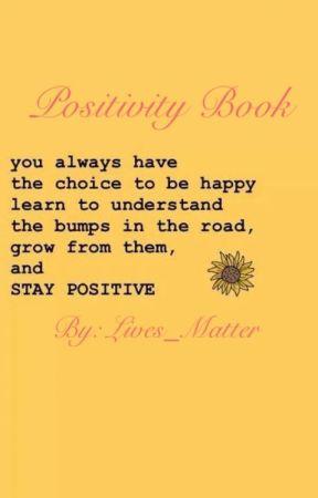 Positivity Book by Lives_Matter