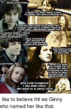 Harry Potter imagines(all generation)  by LiveDeathLovePoision